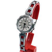 Луч 17 камней женские советские часы