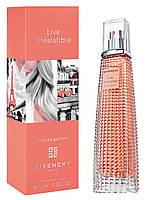 Givenchy Live Irresistible парфюмированная вода 75 ml. (Живанши Лив Ирресистбл)