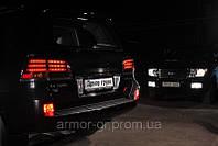 Броньовані автомобілі  Lexus LX 570