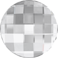 Кристаллы Сваровски клеевые холодной фиксации 2035 Crystal CAL V SI