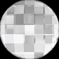 Кристаллы Сваровски клеевые холодной фиксации 2035 Crystal CAL V SI Swarovski, 40 мм, Австрия