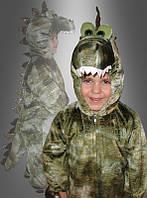 Детский карнавальный костюм динозавра или дракона