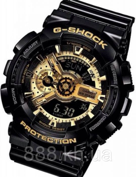 Часы CASIO G-shock GA-110GB-1AER  реплика