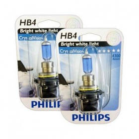 Philips Crystal Vision 4300K HB4