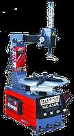 """Шиномонтажный полуавтоматически стенд MC-650R для колёс с дисками 9-24"""" для мотоциклов и легковых автомобилей"""