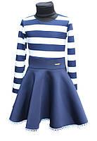 Платье морячка клёш