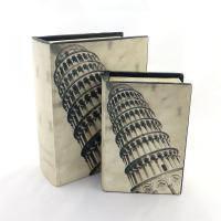 Шкатулка-книга Пизанская башня ( Big)
