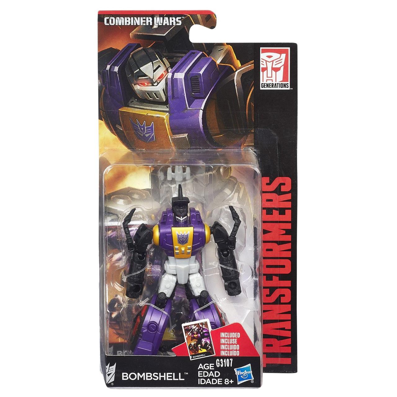 Робот-трансформер Бомбшелл (жук) - Bombshell, Combiner Wars, Legends Class, Generations, Hasbro