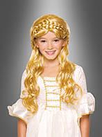 Карнавальный парик для образа Русалки или принцессы