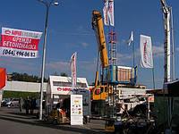 Покупка техники на строительных выставках.