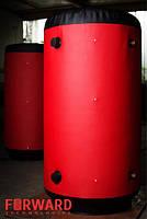 Аккумулирущий бак, буферная емкость Forward на 300 литров без изоляции, без змеевика