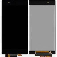 Модуль (дисплей + сенсор) Samsung S5690 Galaxy XCover orange/black original
