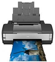 Принтер Epson Stylus Photo 1410 с СНПЧ и чернилами, фото 1