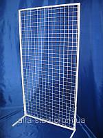 Торговая сетка в рамке 200/120см ячейка 5см на ножках