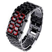 Led часы Iron Samurai, фото 1