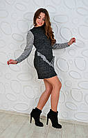 Женское теплое платье Hollywood, фото 1