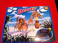 Игровая приставка Денди (Dendy 8-bit) +картридж 64 разных игр
