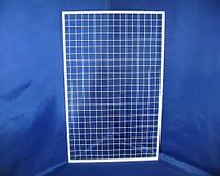 Металлическая сетка 200/120см ячейка 5см в рамке без ножек