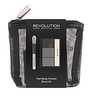 Набор Makeup Revolution Handbag hacks Brow Kit