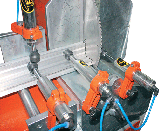 Автоматический станок для резки алюминиевых профилей, фото 2