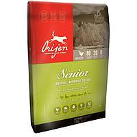 Сухой корм ORIJEN SENIOR для пожилых собак 2,27 кг
