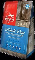Сухой корм ORIJEN Adult Freeze-Dried для взрослых собак, 12 медальонов