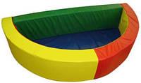 """Сухой бассейн с шариками """"Полукруг"""""""