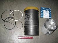 Гильзо-комплект (7511.1004005-01) ЕВРО-2 (ГП+Кольца) (инд.гол.) П/К (пр-во ЯМЗ)