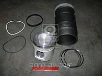 Гильзо-комплект (7511.1004005-50) ЕВРО-2 (ГП+Кольца) (общ.гол.) <короткая> гильза П/К (пр-во ЯМЗ)