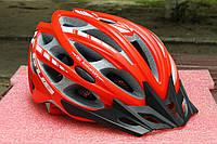 Велосипедный шлем GUB red