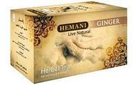 Чай имбирь 20 пакетиков Hemani