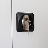 Шкаф архивный (канцелярский) ШКГ-6 (ВхШхГ- 1970x600x455), фото 2