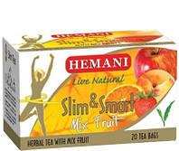 Чай для похудения фруктовый
