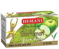 Чай для похудения с яблоком