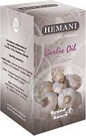 Масло чеснока Hemani 30 мл