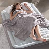 Односпальная надувная кровать Intex