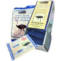 Салфетка для массажа с страусиным жиром