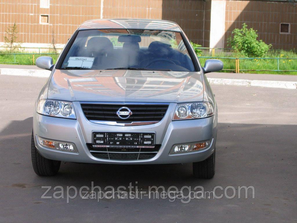 Nissan almera запчасти и цены