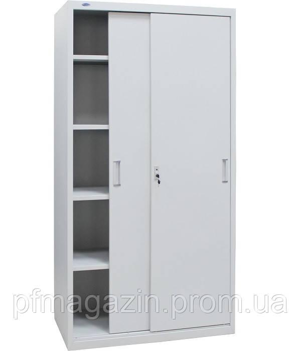 Шкаф архивный (канцелярский) ШКГ-10к (ВхШхГ- 1970x1000x455)