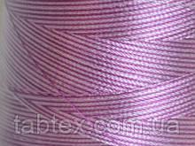 Нитка шелк для машинной вышивки embroidery 120den.меланж №036 3000 ярд