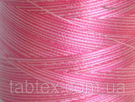 Нитка шелк/ embroidery 120den.меланж №056 3000 ярд