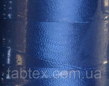 Нитка шелк для машинной вышивки embroidery 120den. №304 3000 ярд
