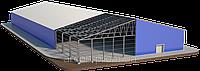 Ангар быстровозводимый под склад или производство, фото 1