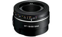 Lens Sony SEL-50F18  50mm F1.8 OSS (на складе)