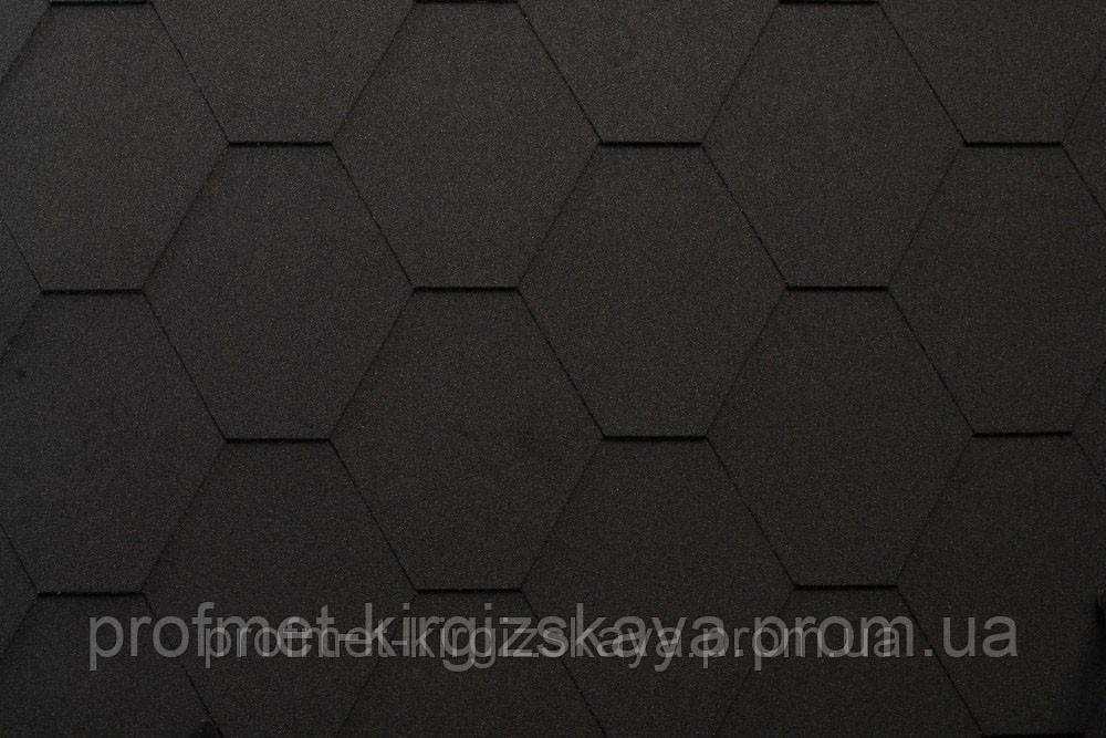 Битумная черепица KATEPAL Classic KL Черный