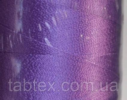 Нитка шелк для машинной вышивки embroidery 120den. №2629 3000 ярд