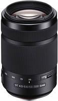 Sony 55-300mm, f/4.5-5.6 DT SAM DSLRA100