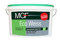Краска интерьерная WEISS ECO М1 MGF