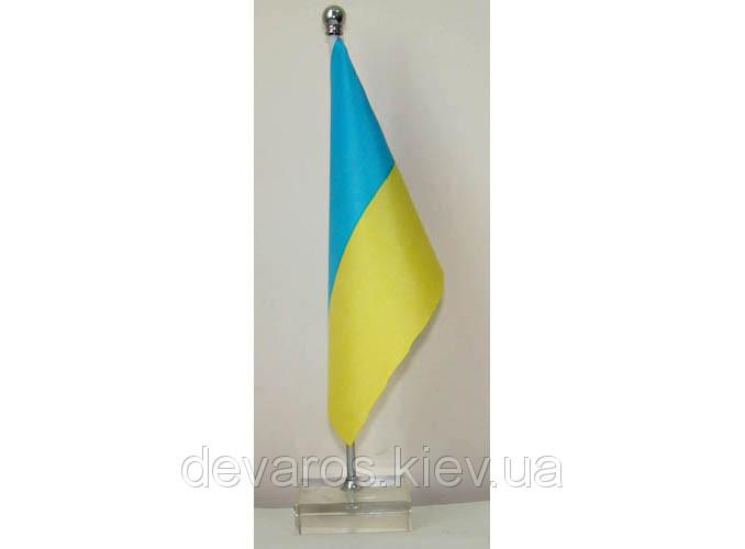 Флагшток стеклянный на 1 флаг, квадратный