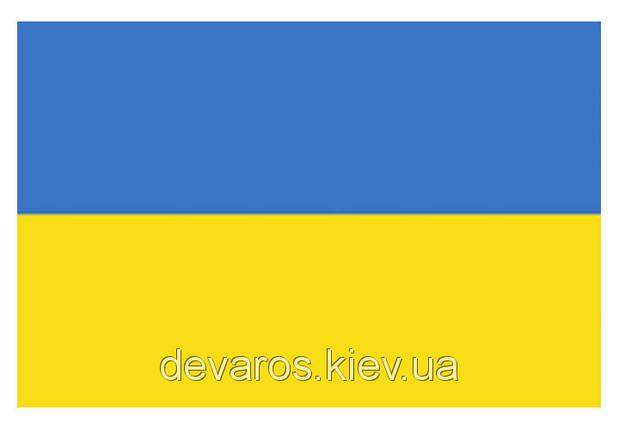 Флаг Украины 15 х 10 см, фото 2